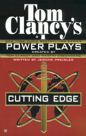 Cutting Edge by Tom Clancy and Jerome Preisler
