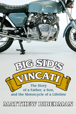 Big Sid's Vincati by Matthew Biberman