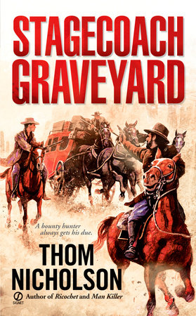 Stagecoach Graveyard by Thom Nicholson