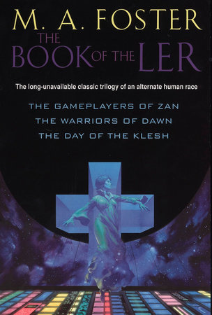 The Book of The Ler by M. A. Foster