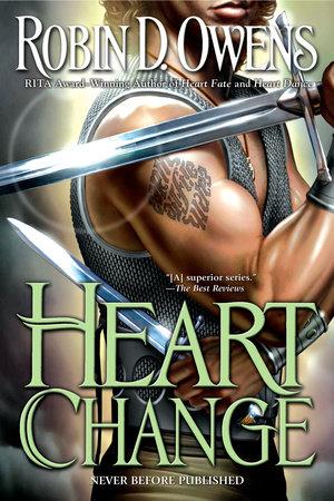 Heart Change by Robin D. Owens