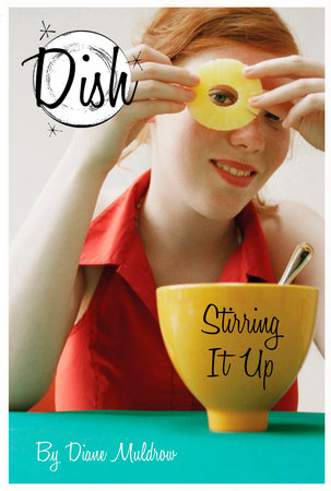 Stirring It Up! #1 by Diane Muldrow; Illustrated by Barbara Pollack