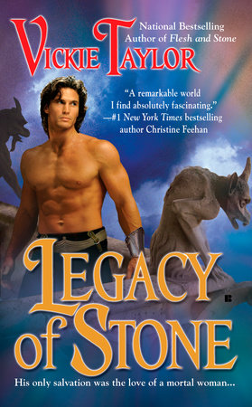 Legacy of Stone by Vickie Taylor
