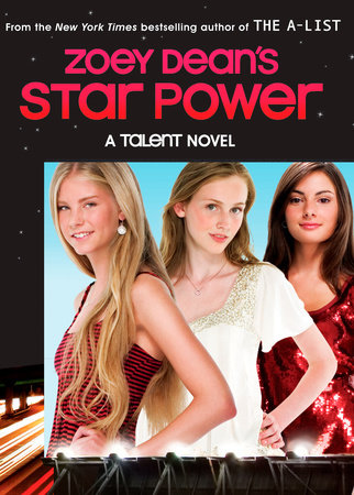 Star Power by Zoey Dean
