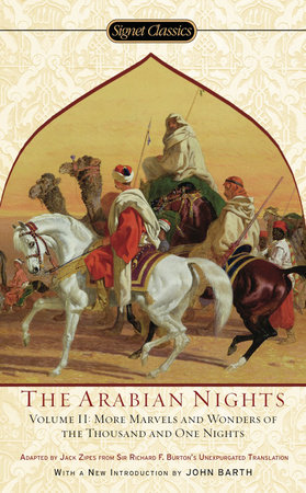The Arabian Nights, Volume II by Anonymous