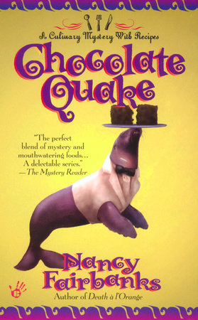 Chocolate Quake by Nancy Fairbanks