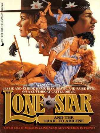 Lone Star 114/trail by Wesley Ellis