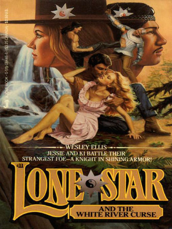 Lone Star 41 by Wesley Ellis