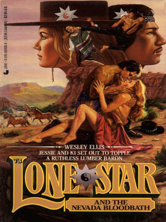 Lone Star 73 by Wesley Ellis
