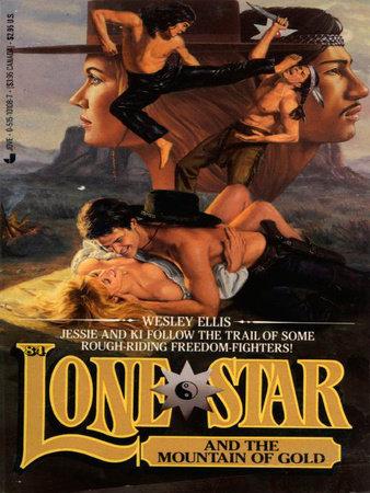 Lonestar 84 by Wesley Ellis