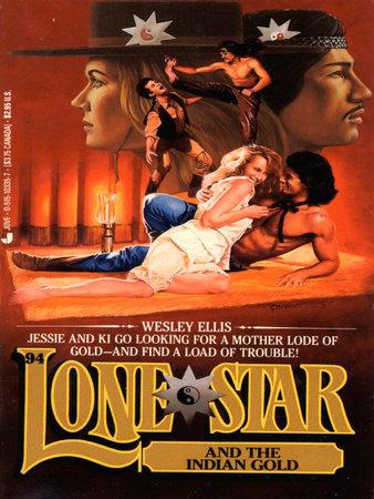 Lone Star 94/indian by Wesley Ellis