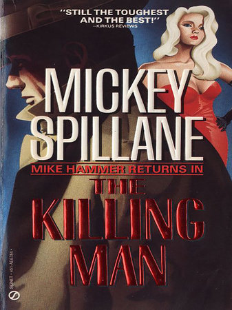 The Killing Man by Mickey Spillane