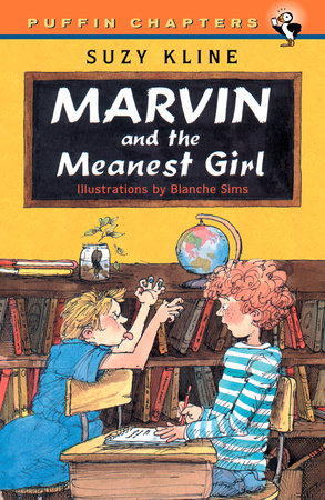 Marvin and the Meanest Girl by Suzy Kline