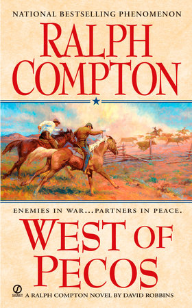 Ralph Compton West of Pecos