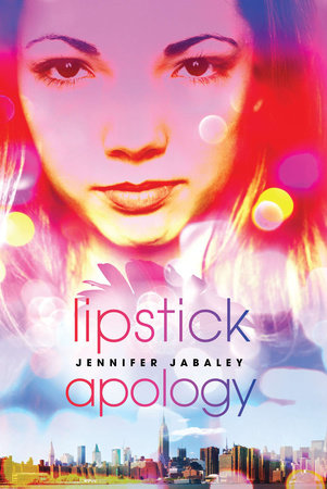 Lipstick Apology by Jennifer Jabaley