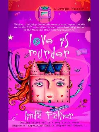 Love is Murder by Linda Palmer