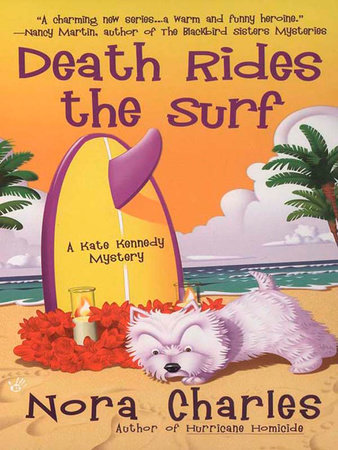 Death Rides the Surf by Nora Charles