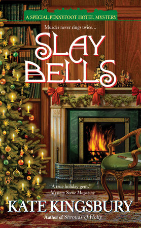 Slay Bells by Kate Kingsbury