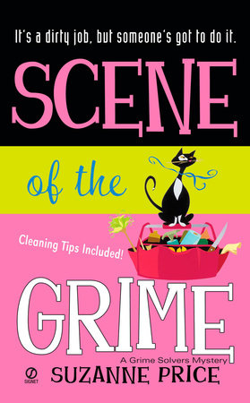 Scene of The Grime by Suzanne Price