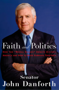 Faith and Politics