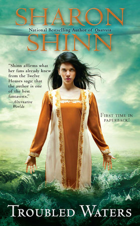 Troubled Waters by Sharon Shinn