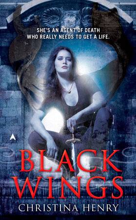 Black Wings by Christina Henry