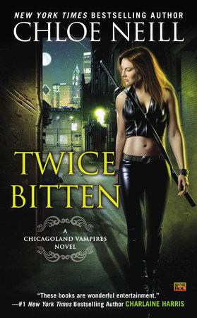 Twice Bitten by Chloe Neill