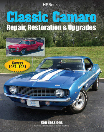 Classic Camaro HP1564 by Ron Sessions