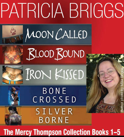 The Mercy Thompson Collection Books 1-5 by Patricia Briggs