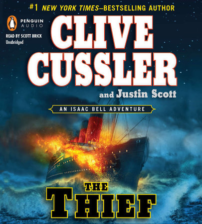 The Thief by Clive Cussler and Justin Scott