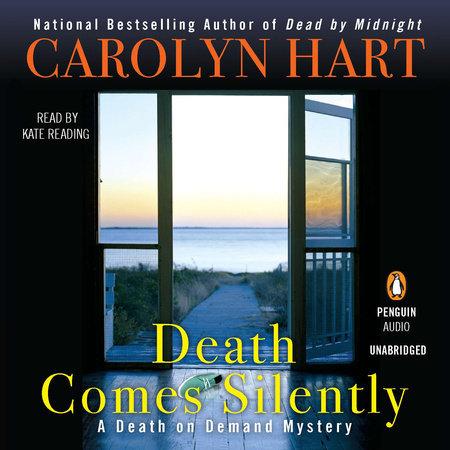 Death Comes Silently by Carolyn Hart