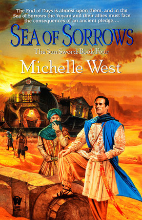 The Sea of Sorrows by Michelle West