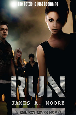 Run by James Moore