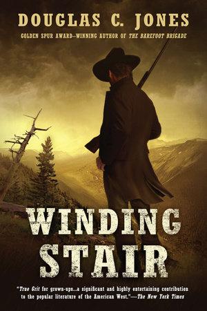 Winding Stair by Douglas C. Jones
