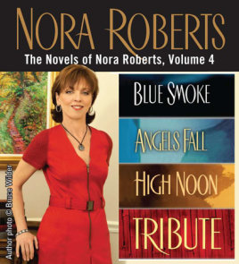The Novels of Nora Roberts, Volume 4