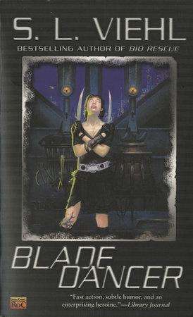 Blade Dancer by S. L. Viehl