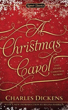 The Christmas Carol Book.A Christmas Carol And Other Christmas Stories By Charles Dickens 9780451532022 Penguinrandomhouse Com Books