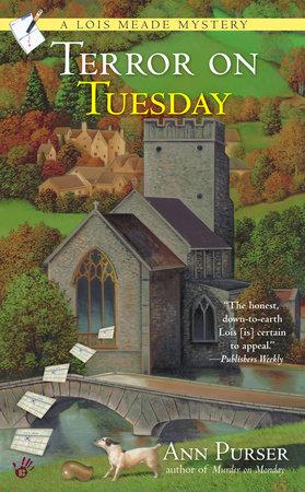 Terror on Tuesday by Ann Purser