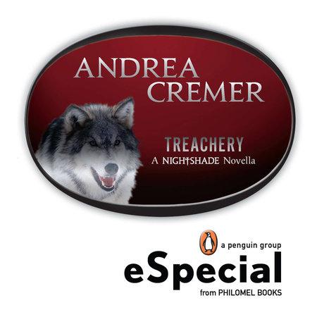 Treachery by Andrea Cremer