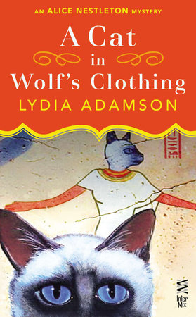 A Cat In Wolf's Clothing by Lydia Adamson