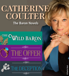 Catherine Coulter: The Baron Novels 1-3