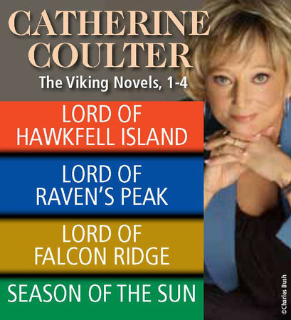 Catherine Coulter: The Viking Novels 1-4 by Catherine Coulter