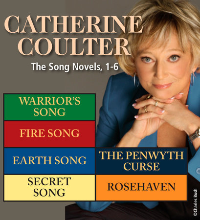 Catherine Coulter: The Song Novels 1-6 by Catherine Coulter