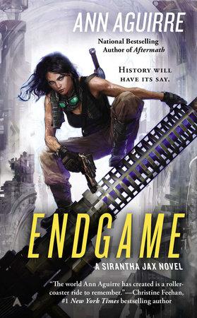 Endgame by Ann Aguirre