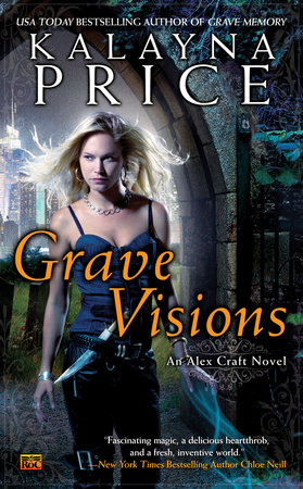 Grave Visions by Kalayna Price