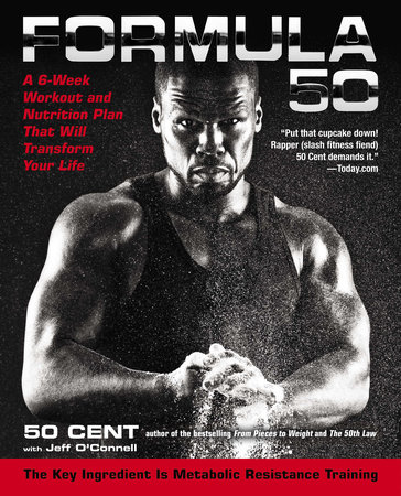 Formula 50 by 50 Cent and Jeff O'Connell
