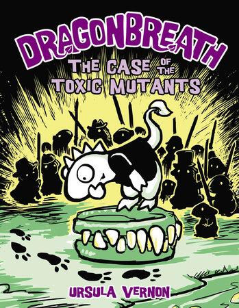 Dragonbreath #9 by Ursula Vernon