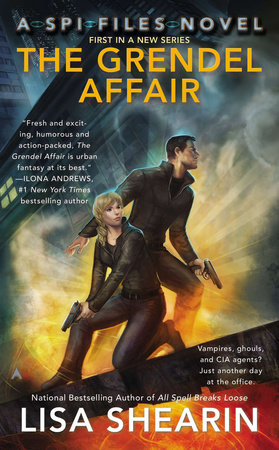 The Grendel Affair by Lisa Shearin