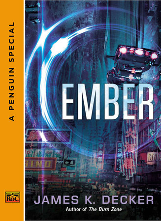 Ember by James K Decker