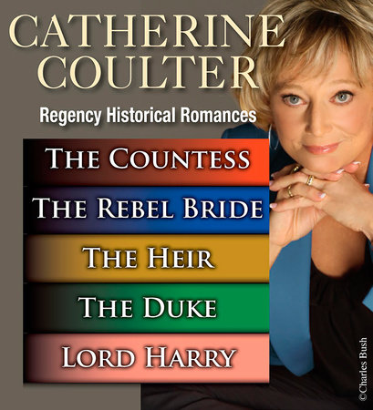 Catherine Coulter's Regency Historical Romances by Catherine Coulter